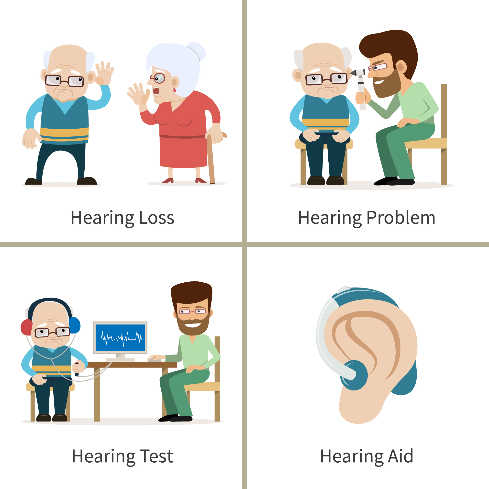 Senior Hearing Aids
